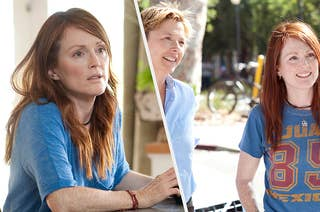 Julianne Moore / Nic and Jules in