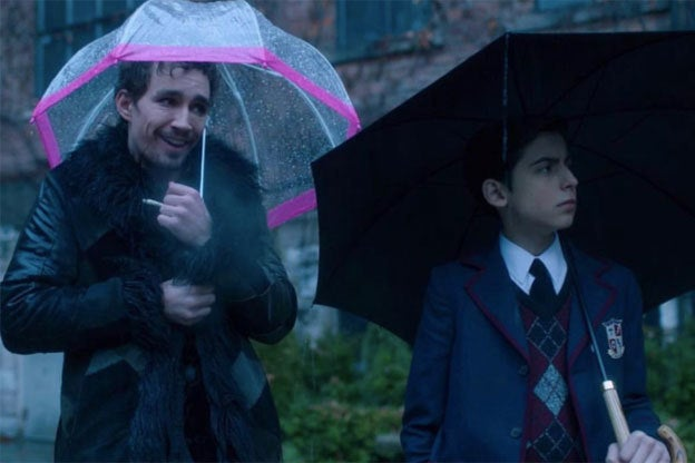 "These 7 Questions Will Reveal Which Two ""Umbrella Academy"" Siblings You Are"
