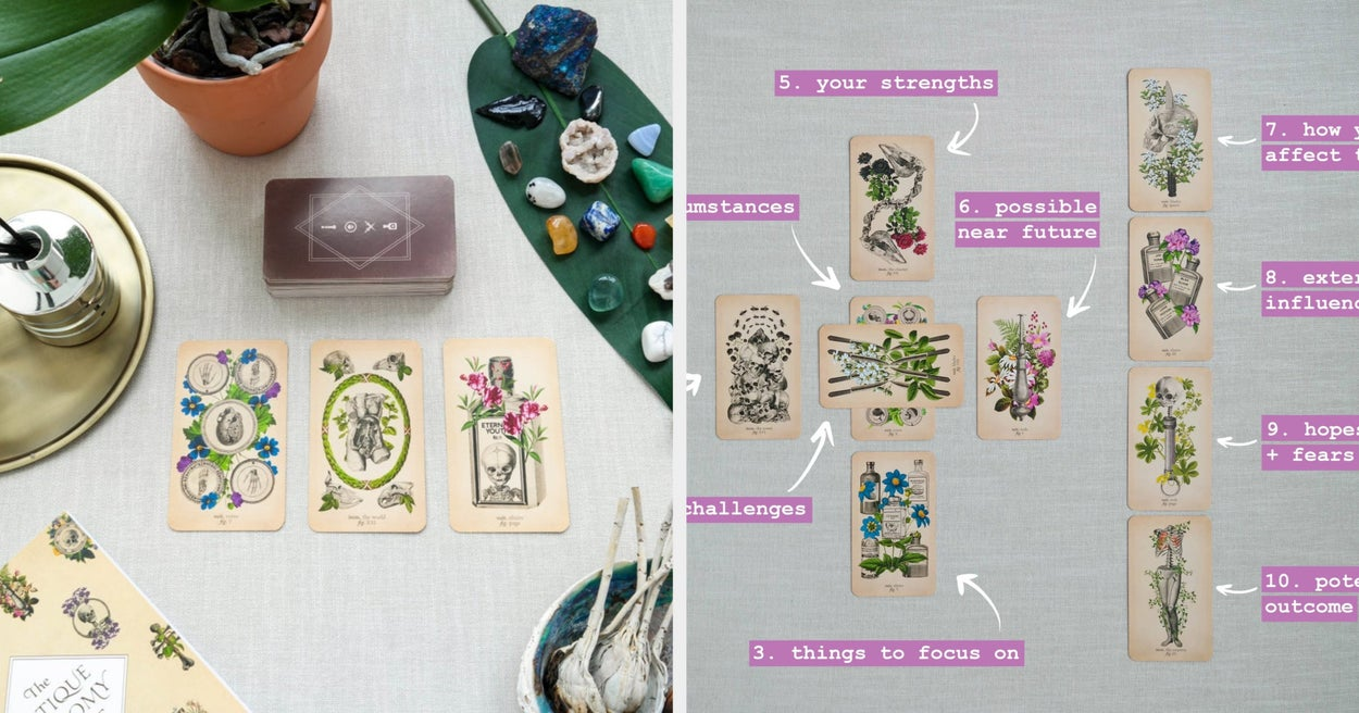 21TarotCard Basics For Anyone Who Wants To Learn How To Read Their Own