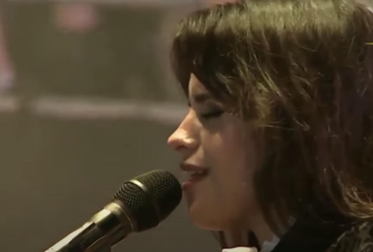 Camila Cabello singing