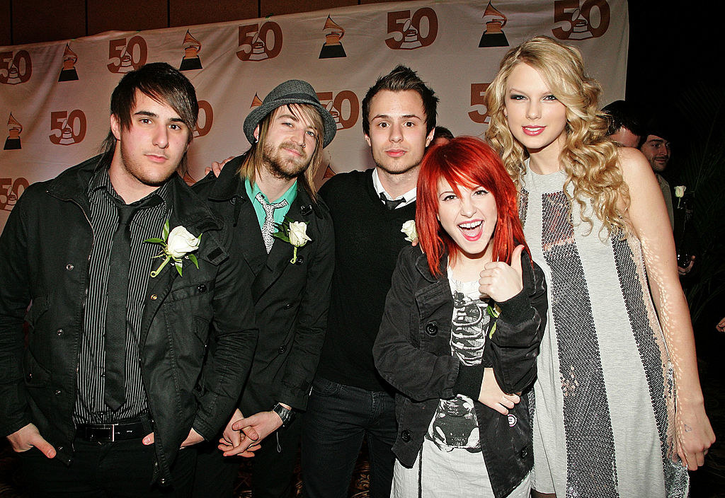 Paramore and Taylor Swift