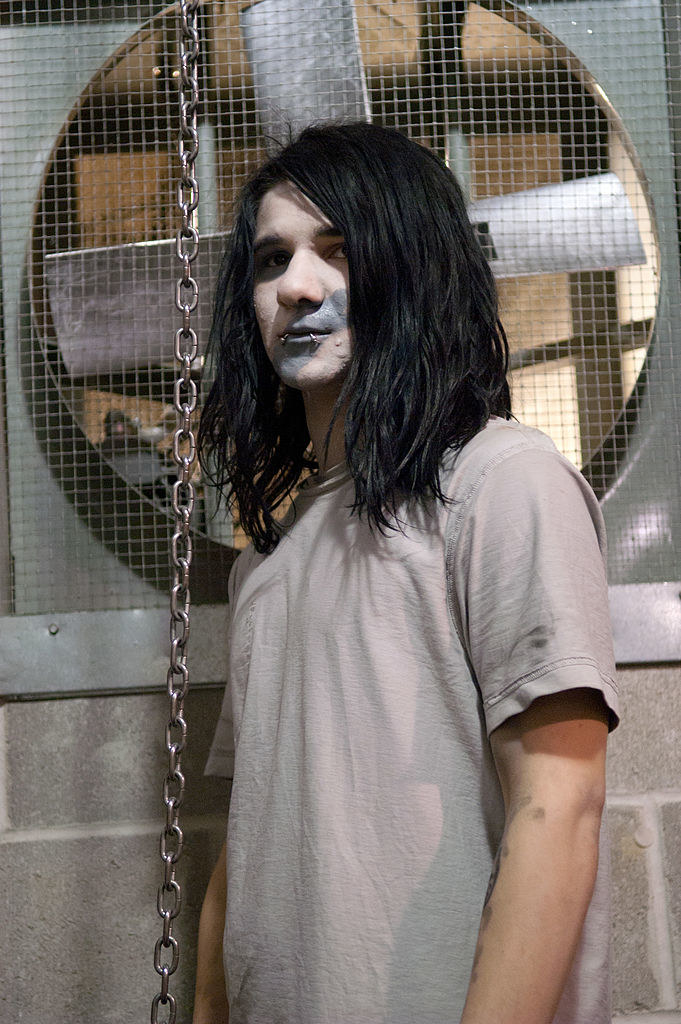 Sonny Moore aka Skrillex in 2006