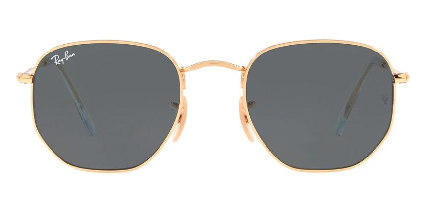 The 51mm hexagonal flat lens Ray-Ban sunglasses.