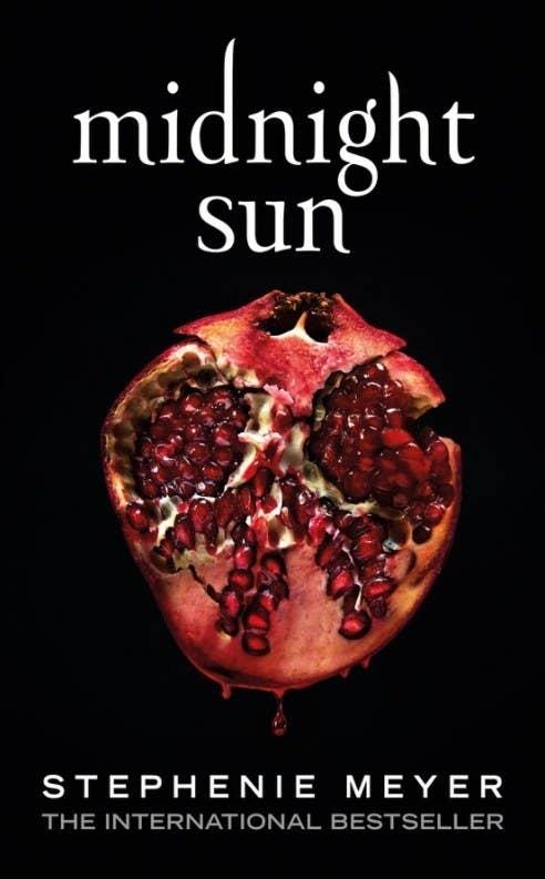 Cover of Midnight Sun by Stephenie Meyer