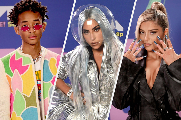 The 2020 MTV VMAs Had Plenty Of Fashion Moments — Here Are The Most Unforgettable Looks Of The Night