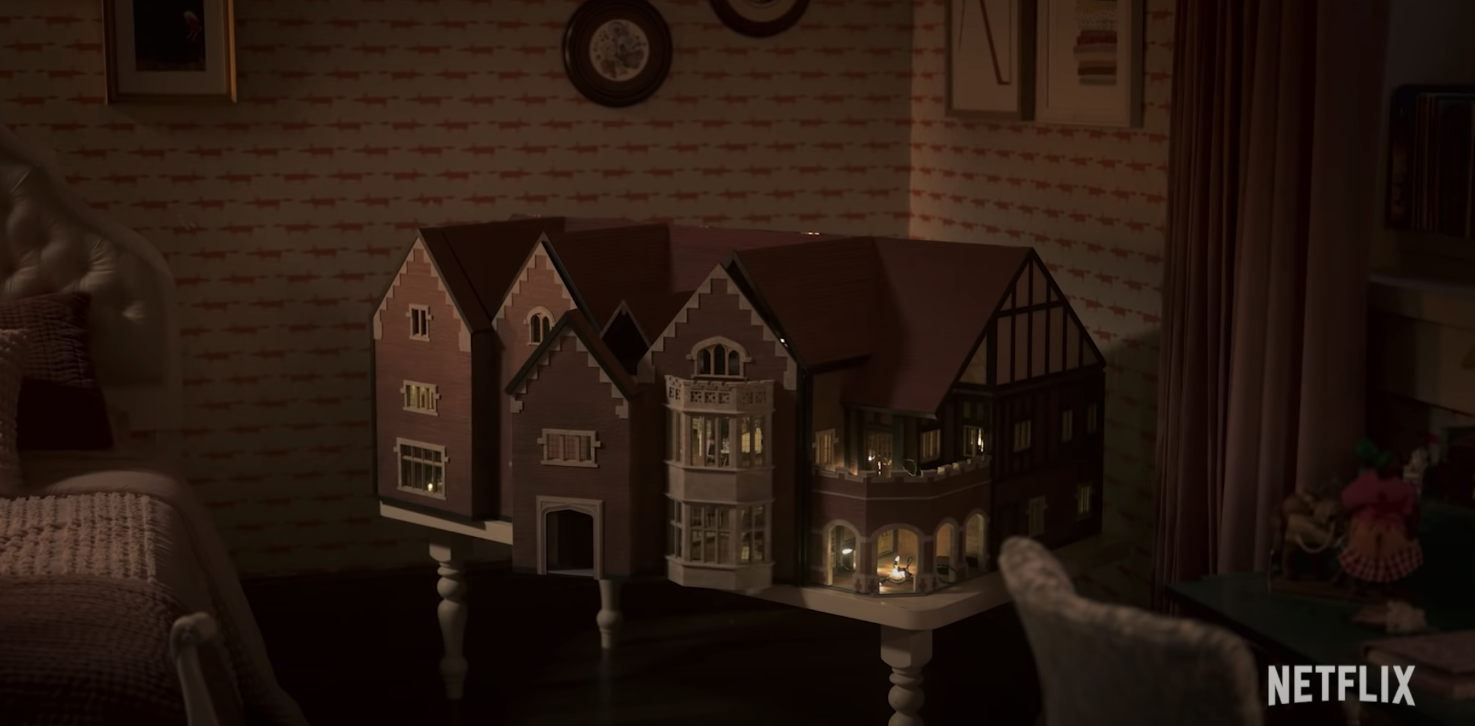 Haunting Of Bly Manor Release Date And Trailer