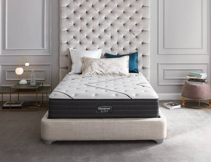 The Beautyrest Black mattress