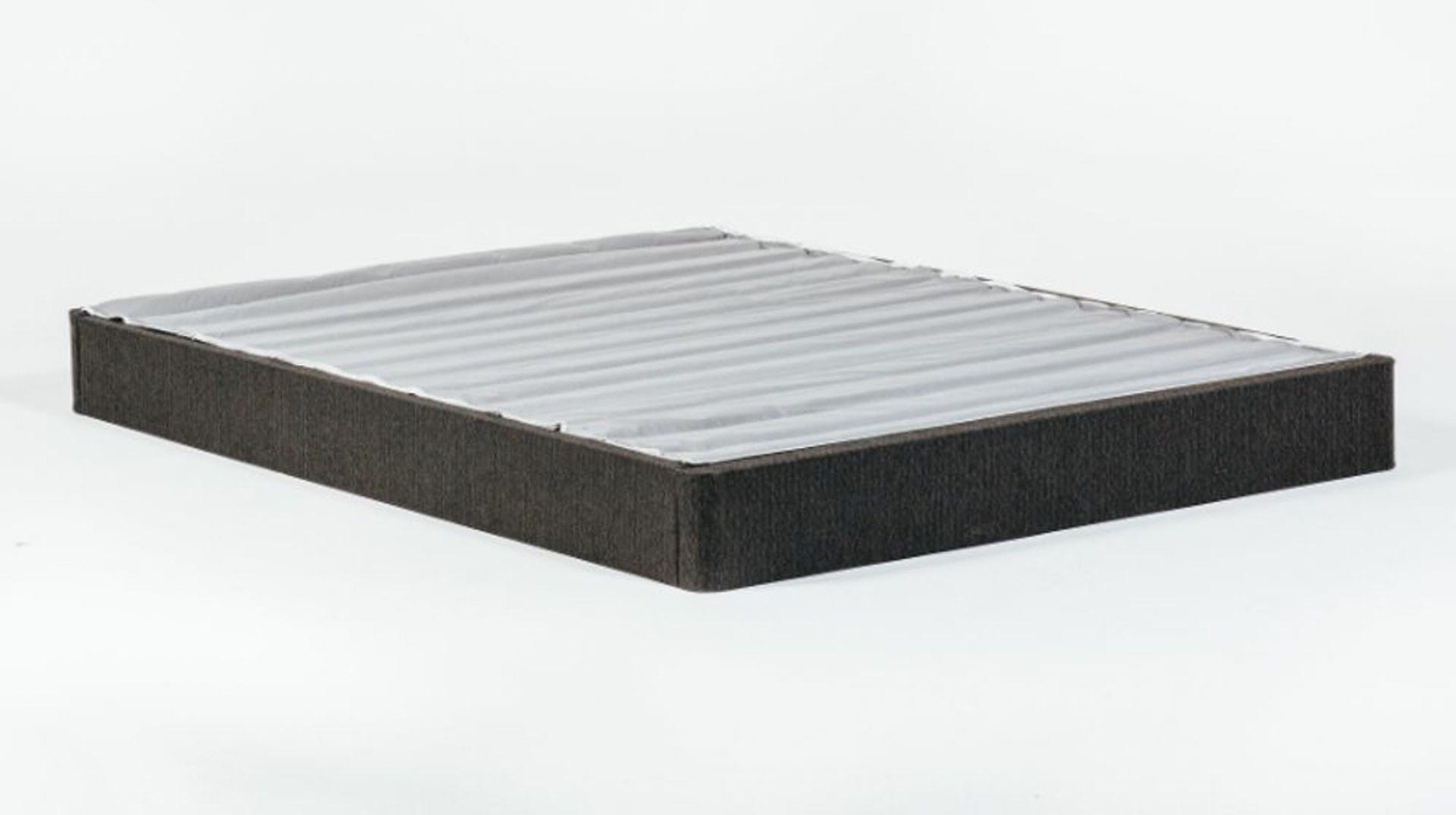 Idle Sleep mattress foundation fully assembled
