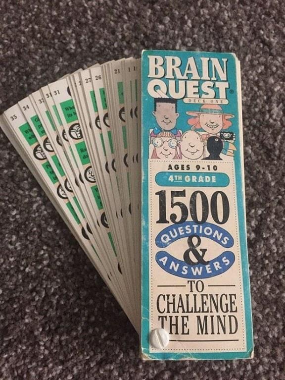 brainquest questions