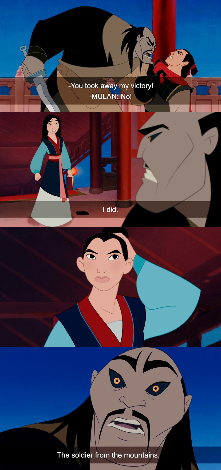23 Things You May Not Know About Disney S Mulan