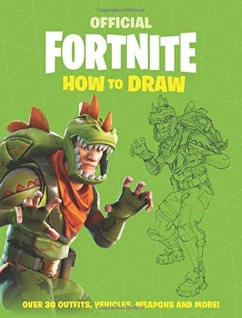 a green cover of the book with a dinosaur character on it
