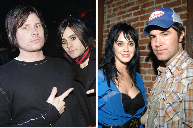 31 Celebrity Pictures That'll Take You Right Back To The Myspace Era