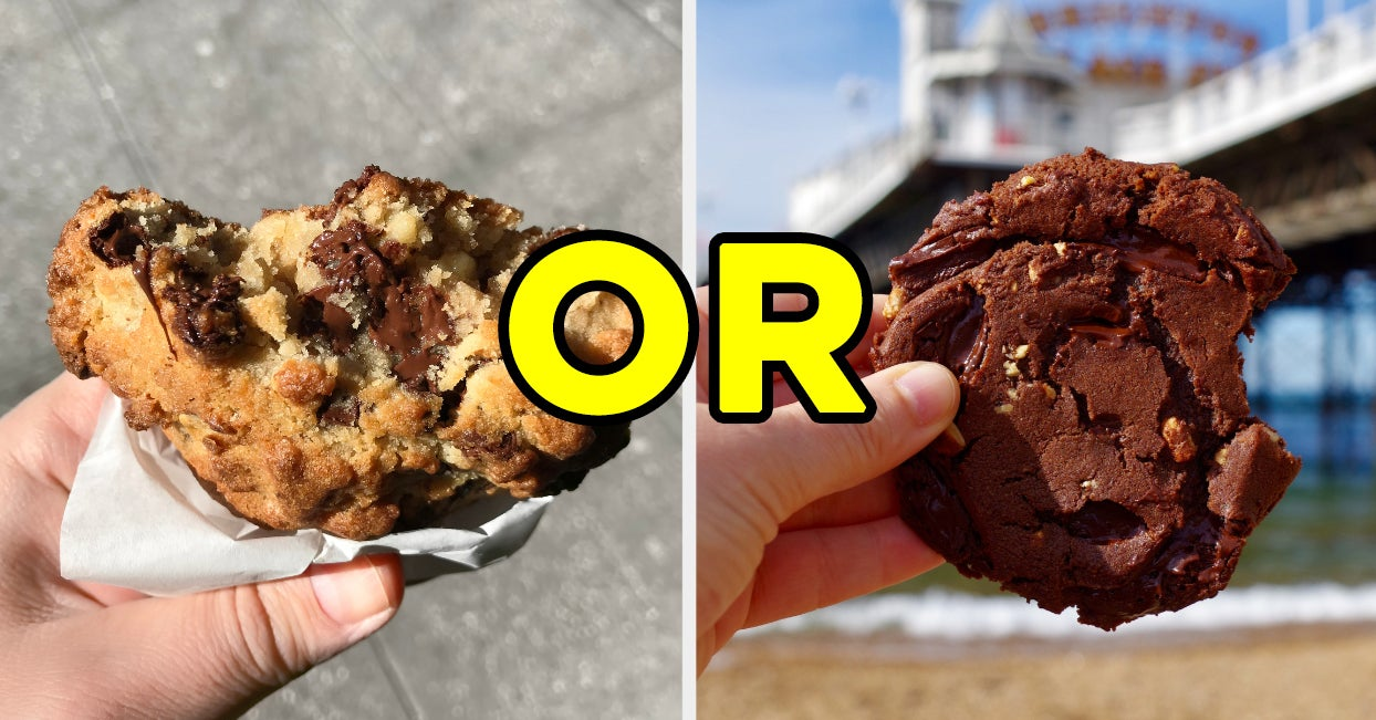 We Know You Wanna Know What Cookie Matches Your Personality — Take This Quiz To Find Out - buzzfeed