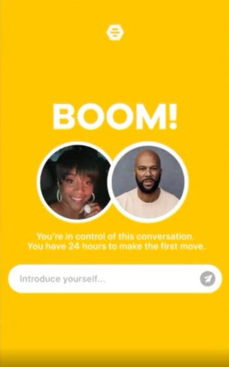 Tiffany Haddish and Common matched on Bumble