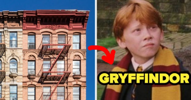 Build Your Dream Apartment To Find Out Your True Hogwarts House - buzzfeed