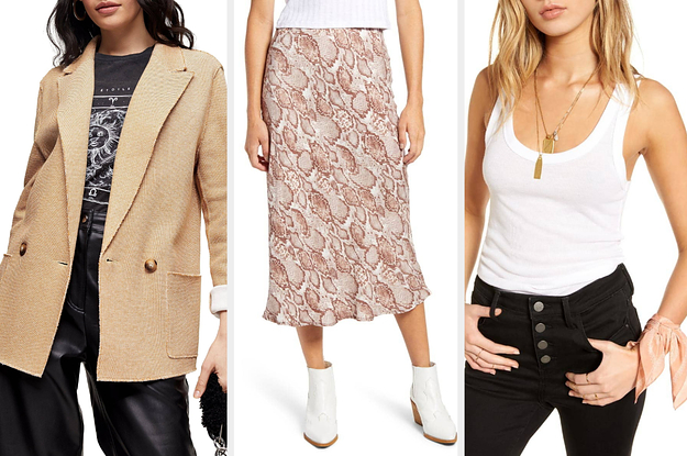 Basic Pieces Of Clothing From Nordstrom You'll Wear Over And Over Again thumbnail