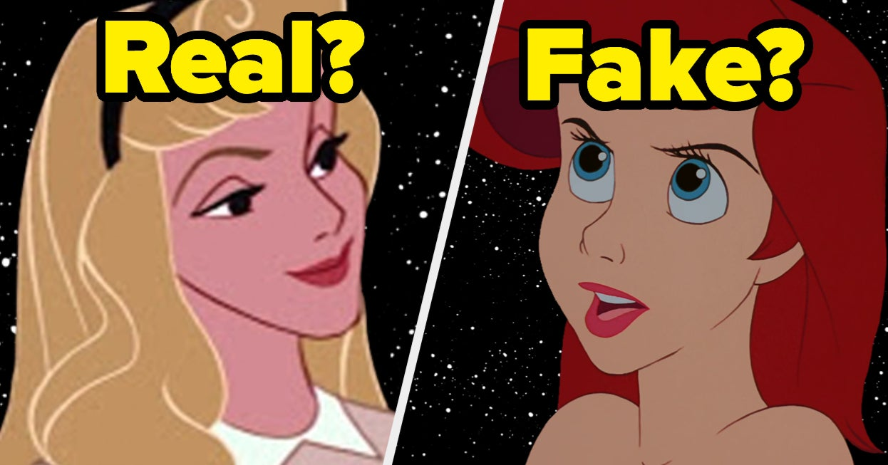 How Well Do You Remember The Disney Princess Hairstyles? - buzzfeed