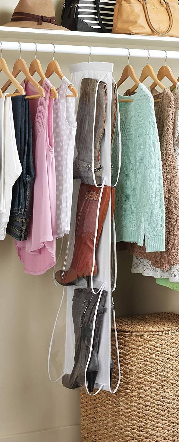The Whitmor Hanging Boot File