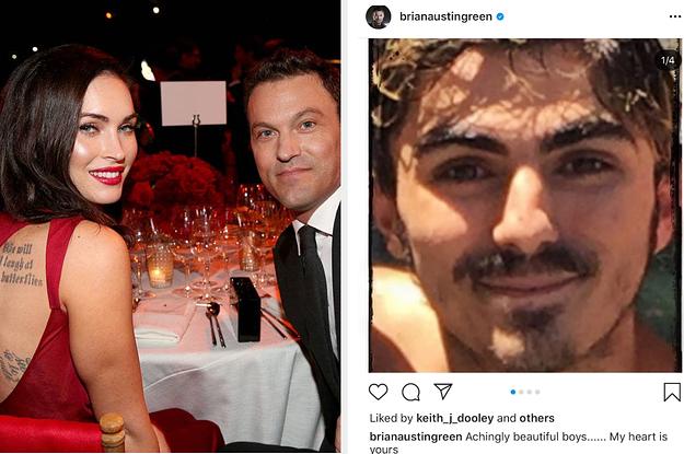 Brian Austin Green Had A Hilariously Petty Response To Megan Fox's Latest Instagram Post