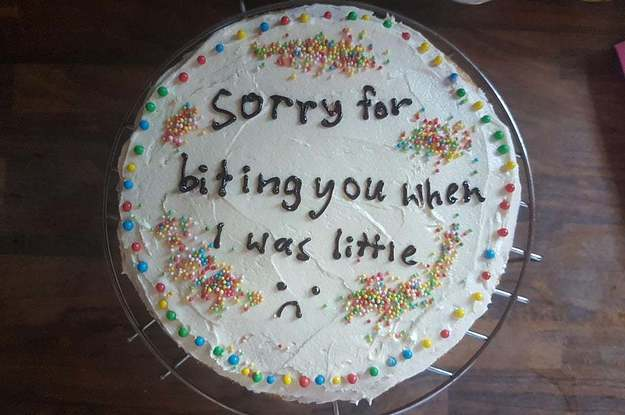 19 Cakes That Have No Business Being This Funny