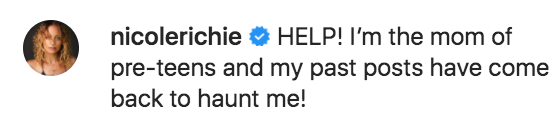 """""""Help! I'm the mom of pre-teens and my past posts have come back to haunt me!"""""""