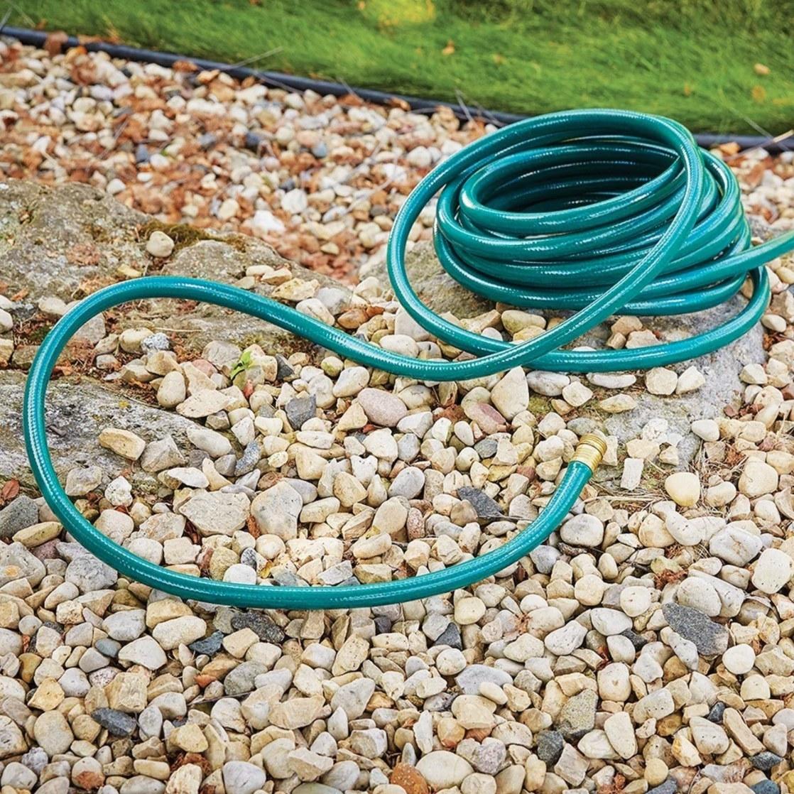 The long hose