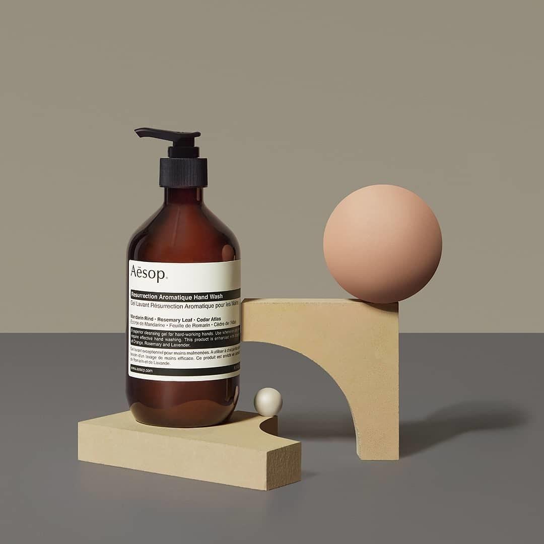 The hand cream pump