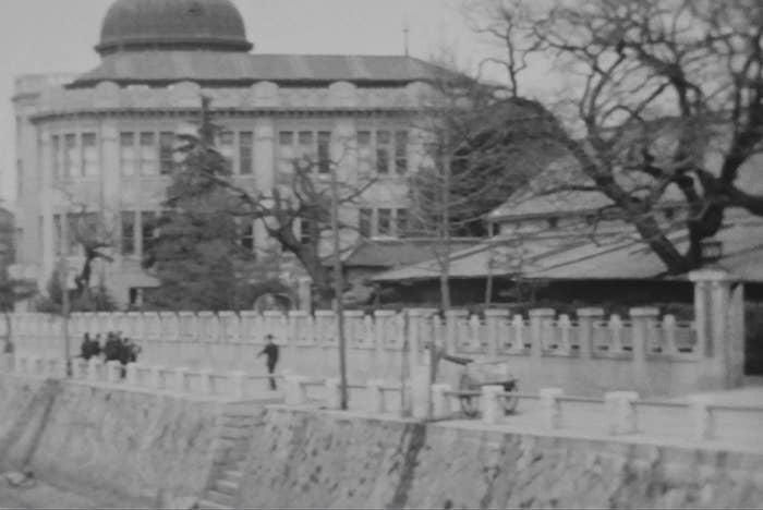 1935年4月ごろ河崎源次郎氏撮影