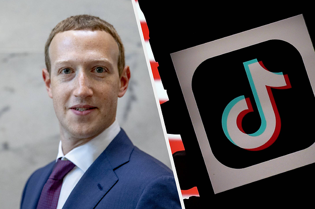 "Mark Zuckerberg Says A Ban On TikTok Would Set ""A Really Bad Long-Term Precedent"""