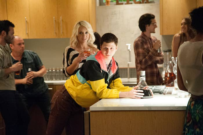 Michael Cera in This is the end
