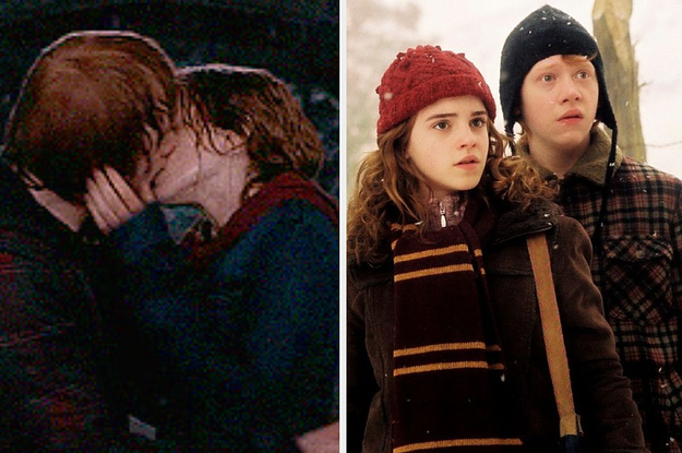 """These Are The Absolute Hardest Questions About Ron And Hermione From Each """"Harry Potter"""" Book"""