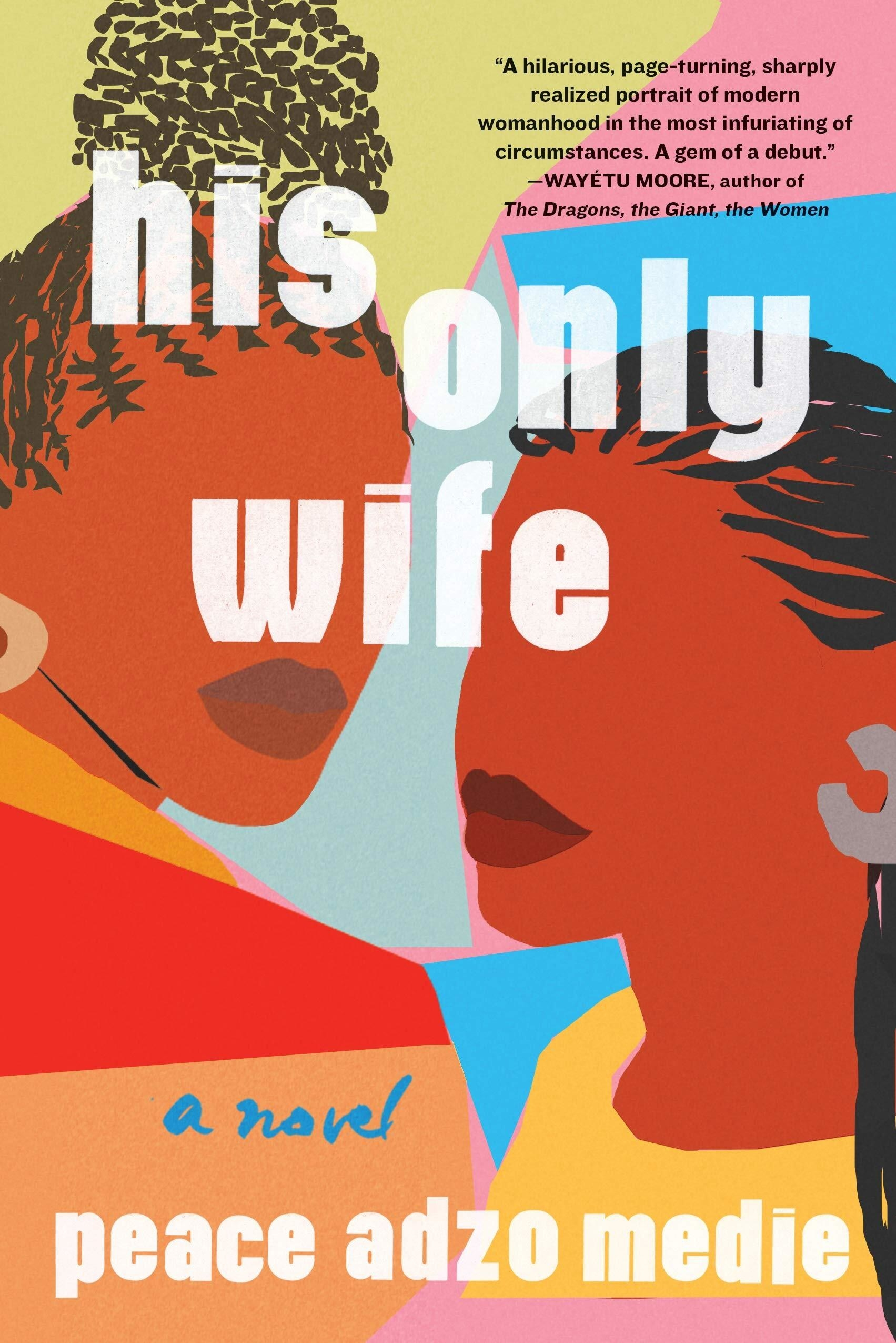 """His Only Wife"" book cover"