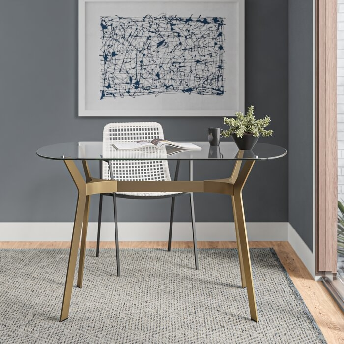 The Archtech Desk in a gray office