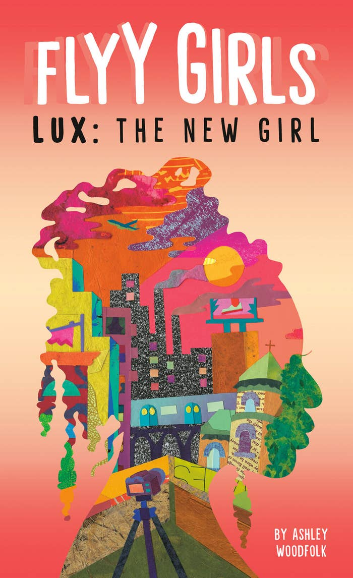"""Flyy Girls"" book cover"