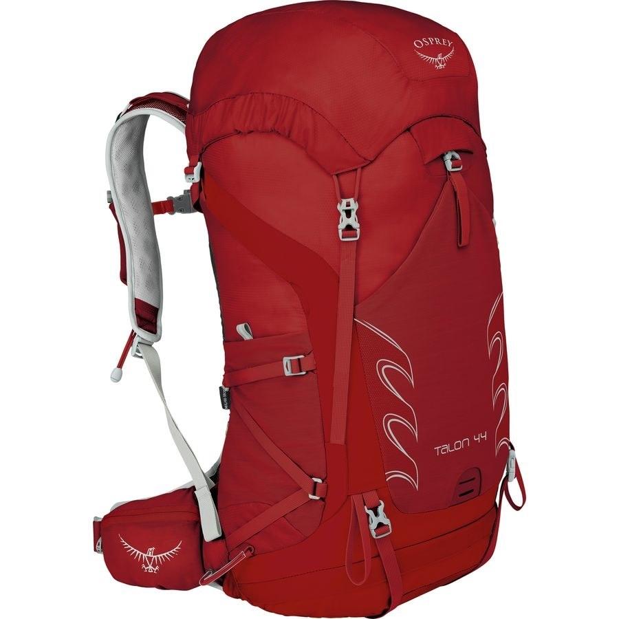Osprey Packs Talon 44L Backpack in red