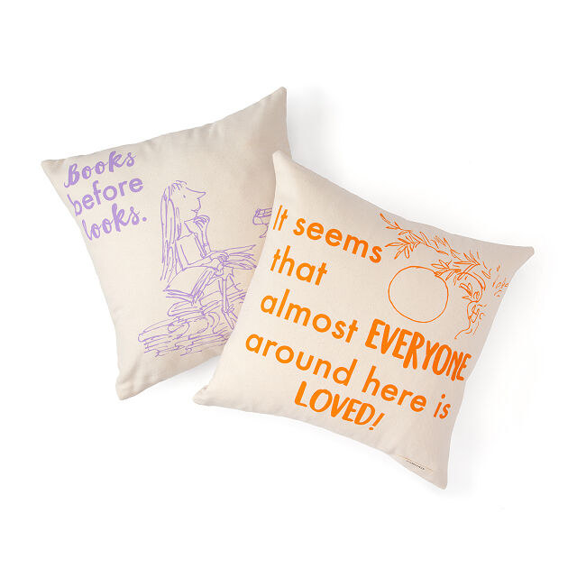 the two pillows