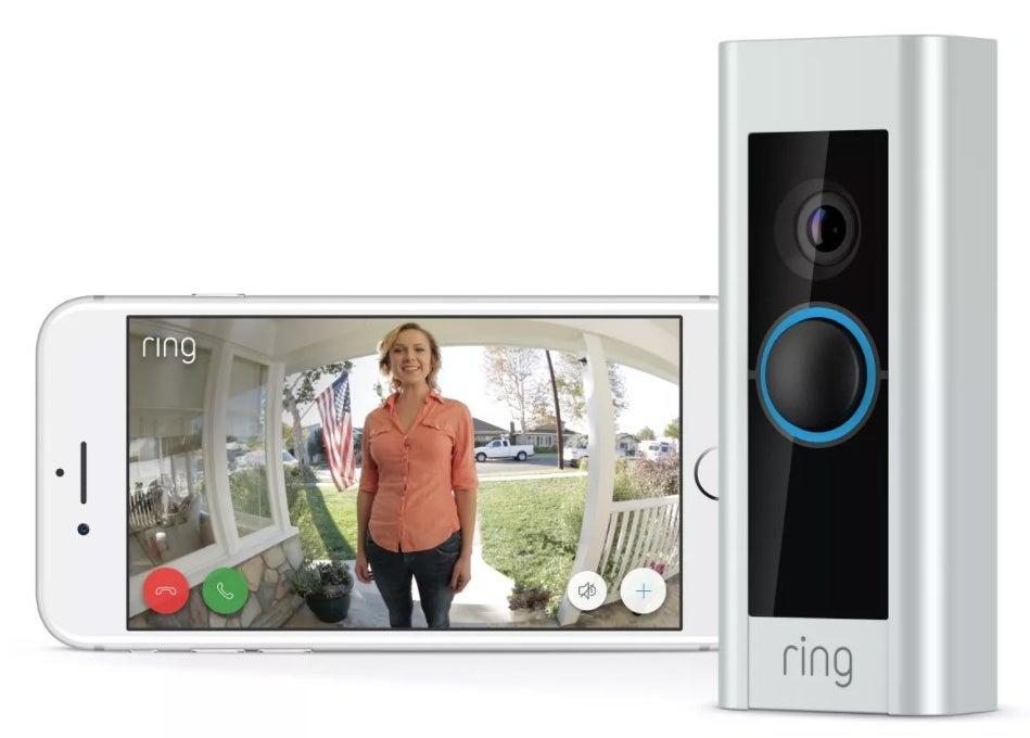 The Ring Doorbell