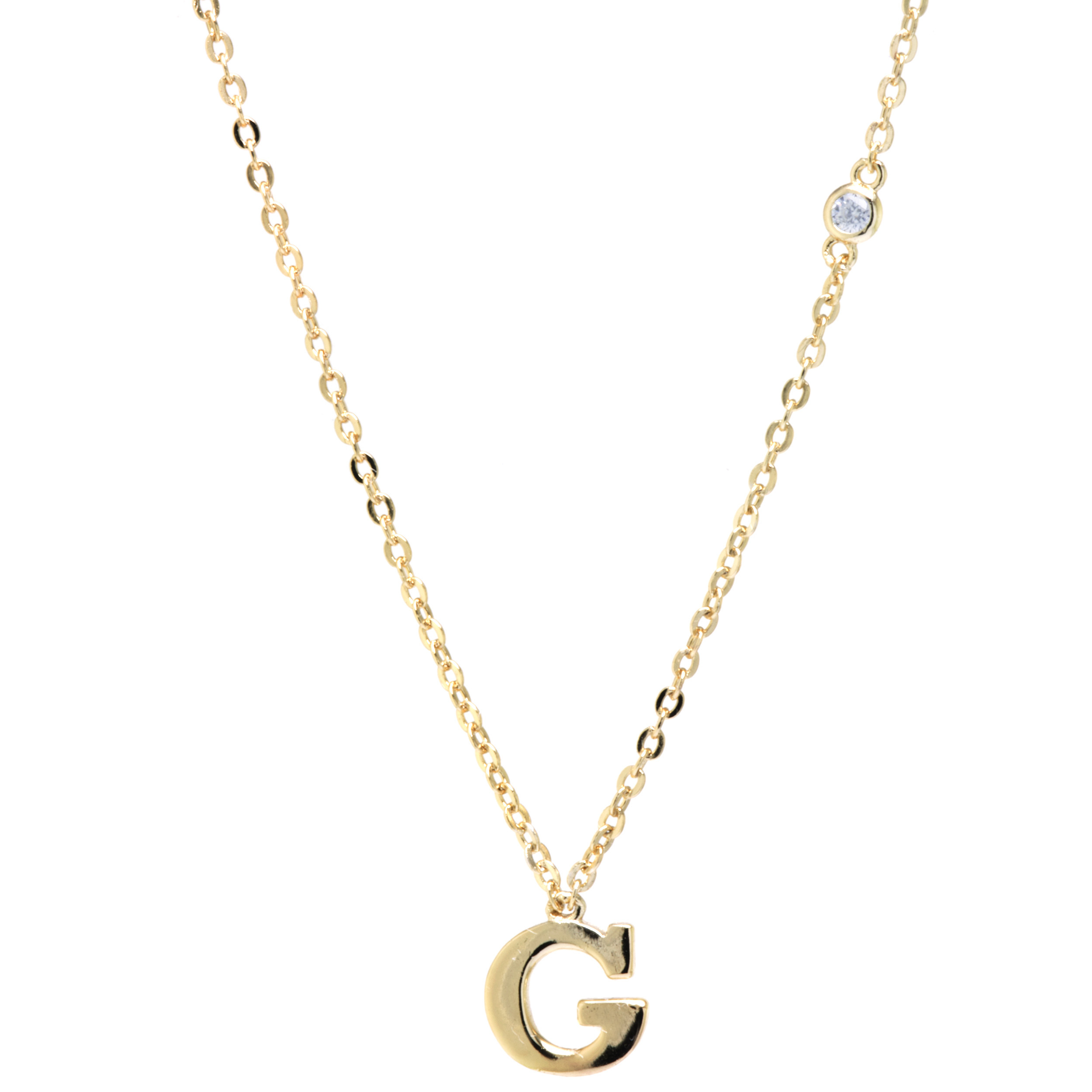 """The """"G"""" necklace"""
