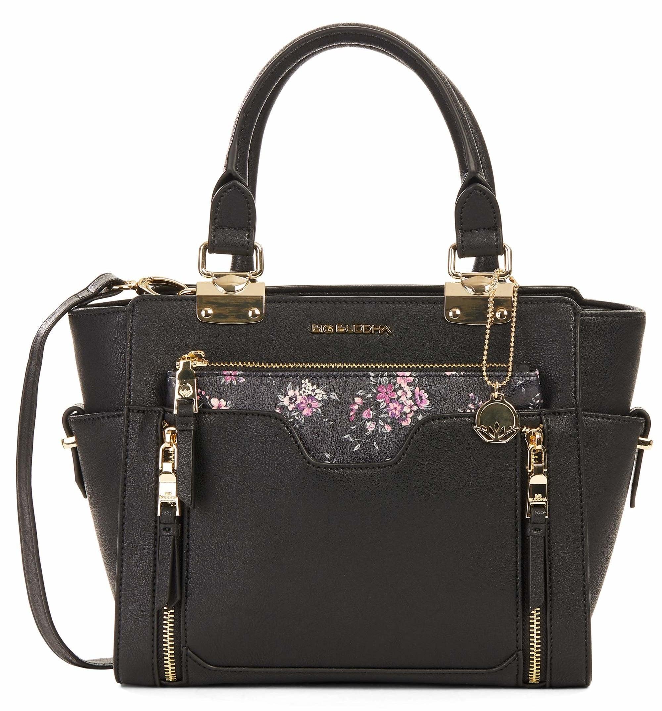 The black satchel