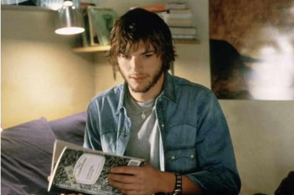 Ashton Kutcher in the film