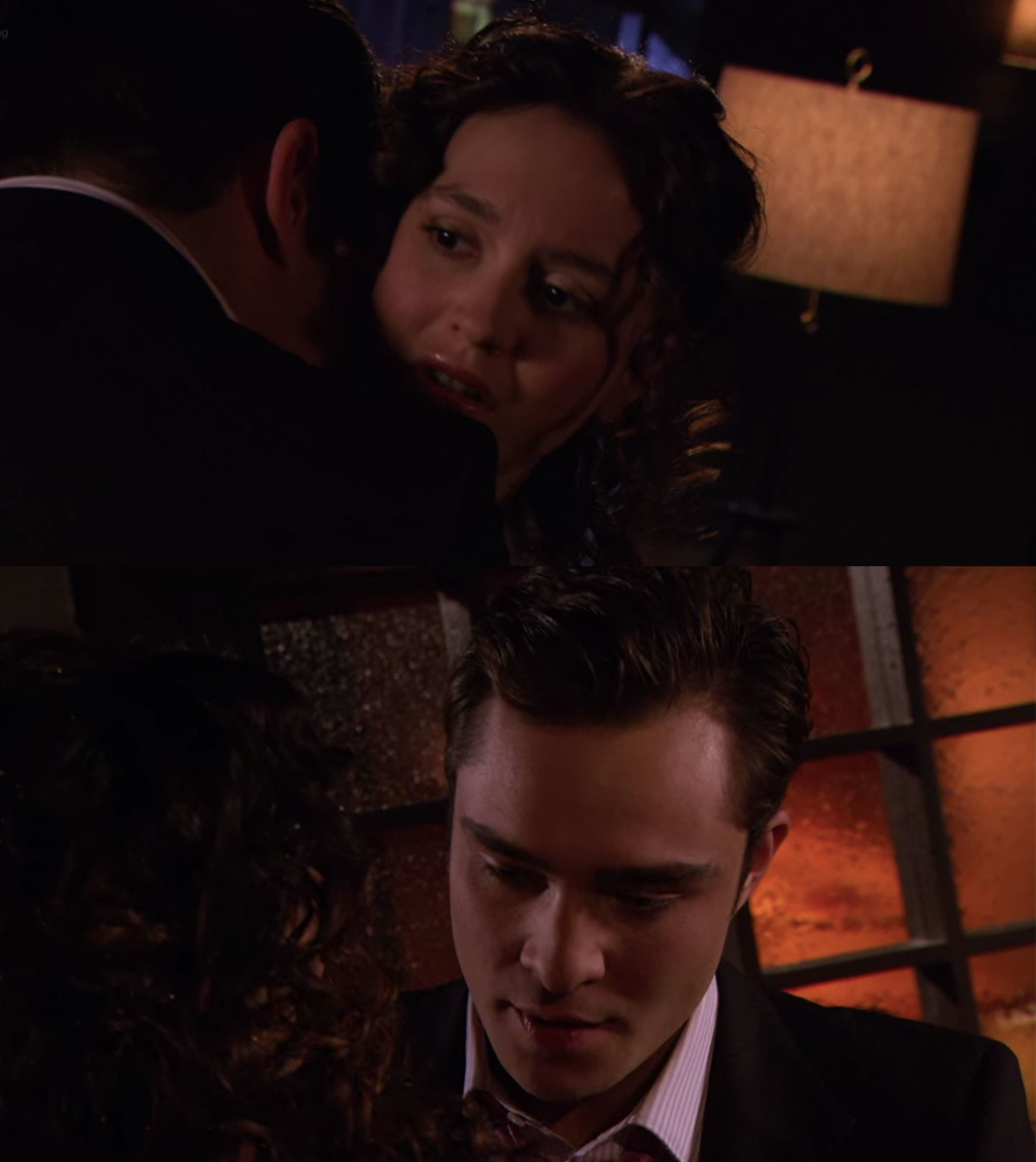 """Chuck says Blair will never marry anyone else because she's """"his"""""""