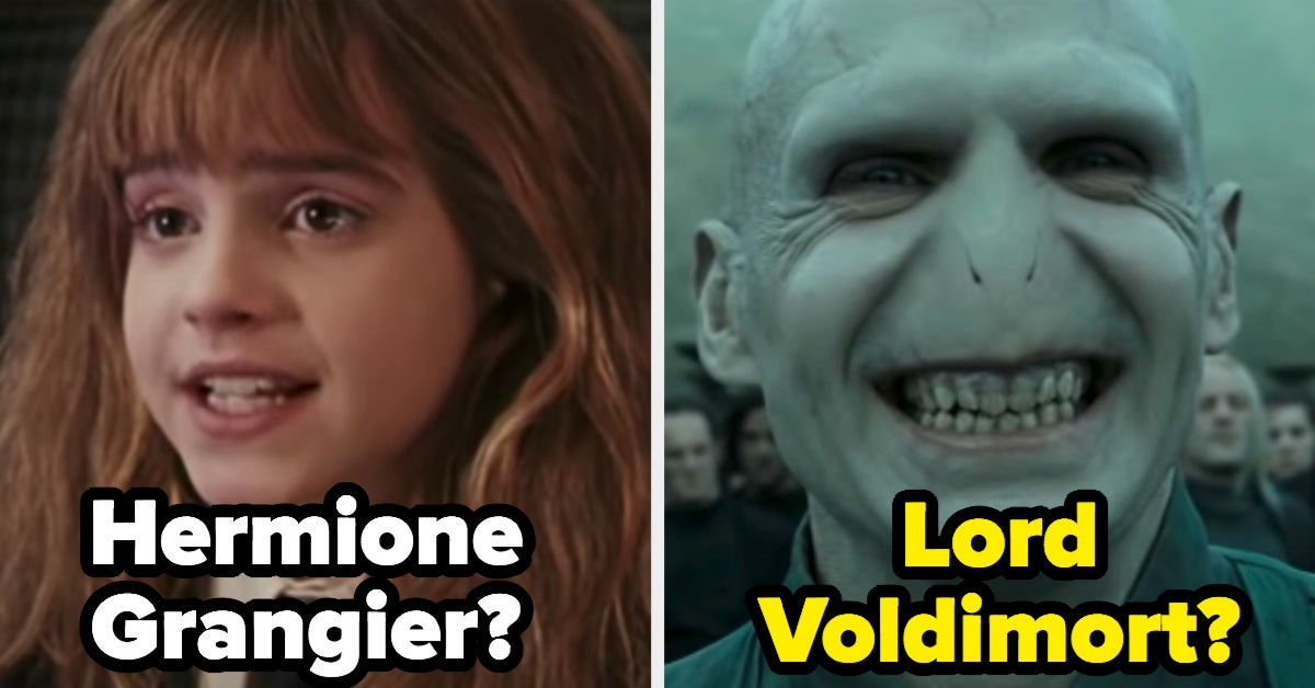 "Only ""Harry Potter"" Experts Can Spell These 20 Names Correctly Without A Sweat"