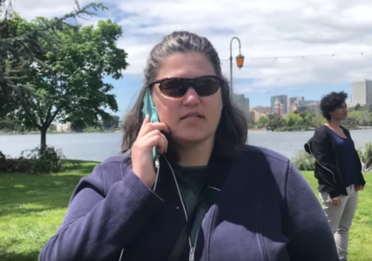 Barbecue Becky who called police on a Black family having a picnic in a park