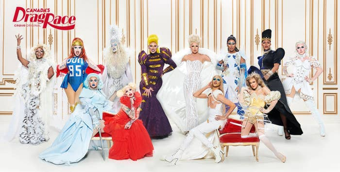 Promo pic of all the queens
