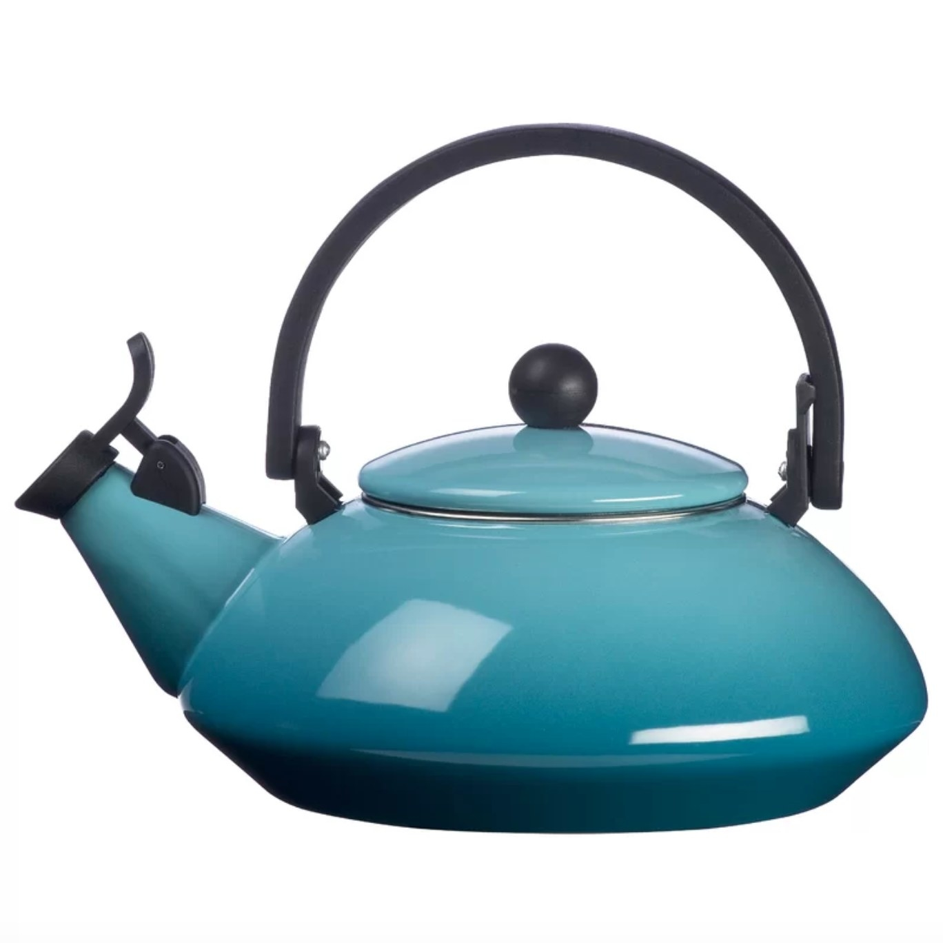 The kettle in caribbean blue