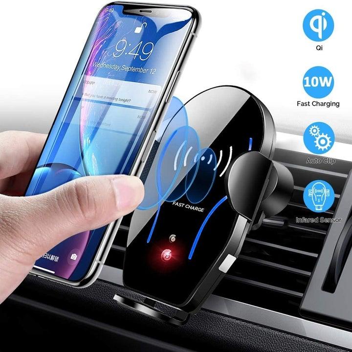 The Mikikin Fast-Charging Car Phone Holder