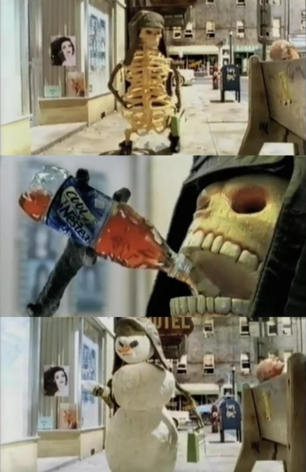 nesttea commercial