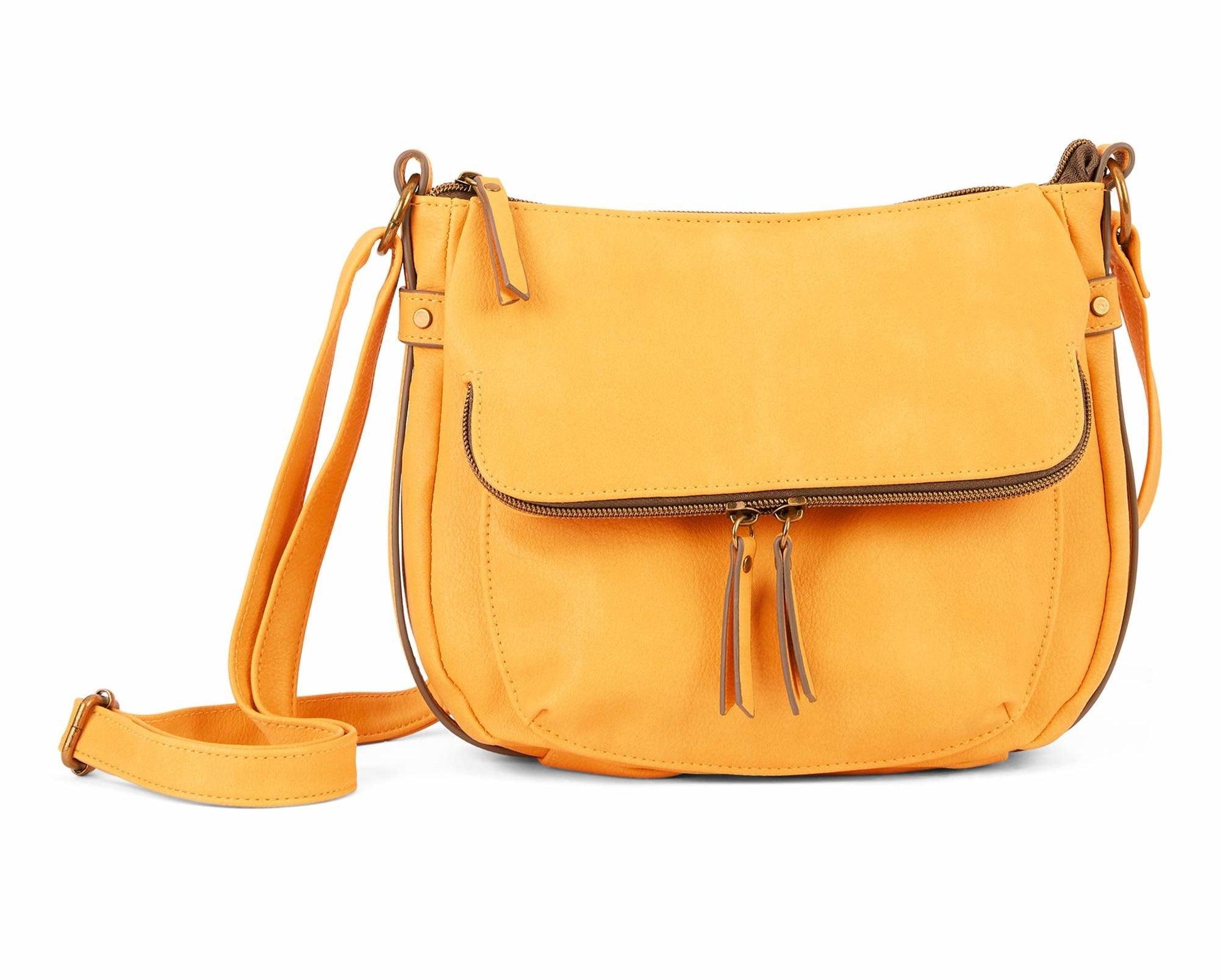 The yellow bag