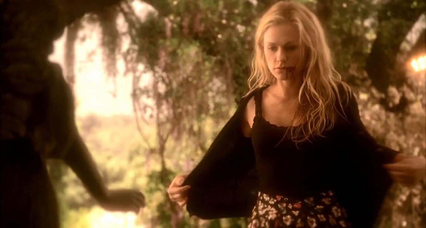 A still of Sookie Stackhouse in True Blood