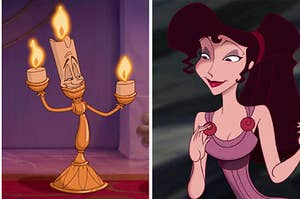 Lumiere and Megara